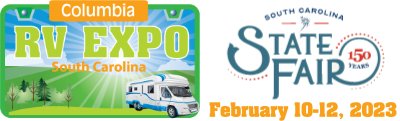 Columbia RV Expo Logo